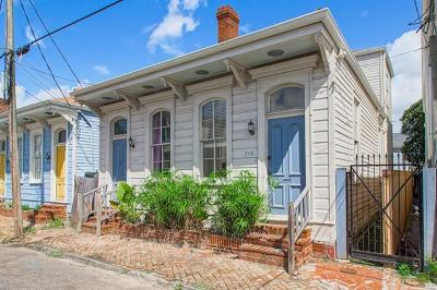 New Orleans Multi Family Home For Sale: 2521 St Thomas Street
