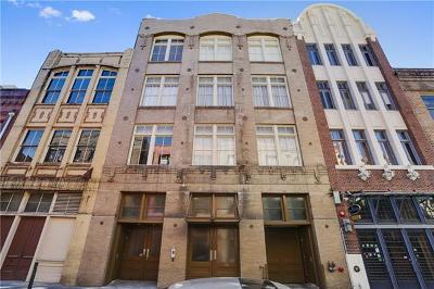 New Orleans Condo For Sale: 528 Bienville Street #4A