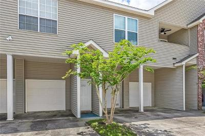 Slidell Townhouse For Sale: 503 Spartan Drive #2202