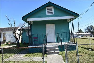 Single Family Home For Sale: 2170 L. B. Landry Avenue
