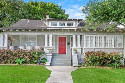 Single Family Home For Sale: 4930 S Johnson Street