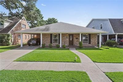 River Ridge, Harahan Single Family Home For Sale: 10133 Stacy Court