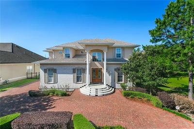 Kenner Single Family Home For Sale: 31 Cycas Street