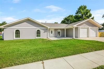 Mereaux, Meraux Single Family Home For Sale: 2408 Legend Street