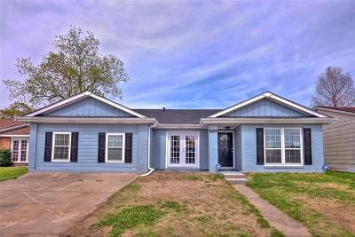 Single Family Home For Sale: 3716 Burntwood Drive