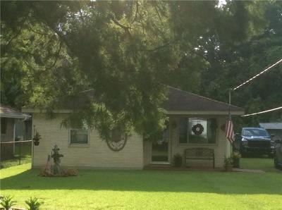 Single Family Home For Sale: 748 Oak Avenue