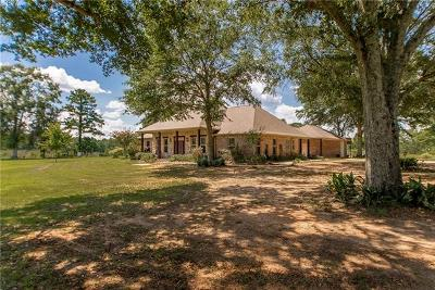 Amite Single Family Home For Sale