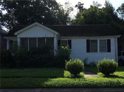 Metairie Residential Lots & Land For Sale: 409 Elmeer Avenue