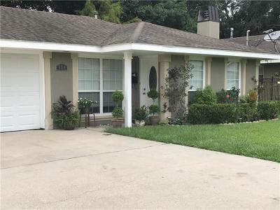 River Ridge, Harahan Single Family Home For Sale: 734 Randolph Street