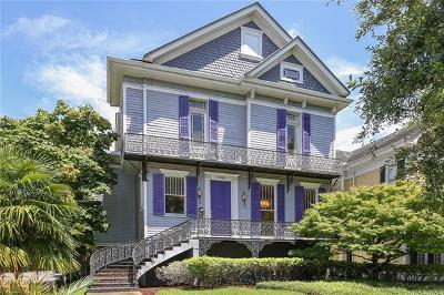 Single Family Home For Sale: 1137 Nashville Avenue
