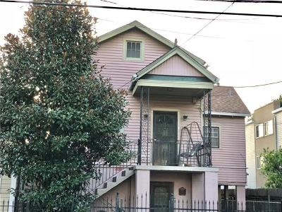 New Orleans Multi Family Home For Sale: 1735 Delachaise Street