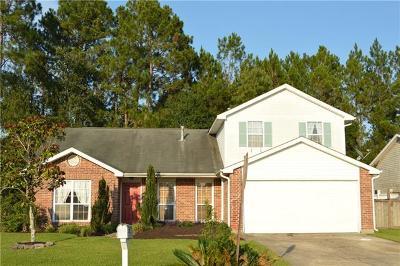 Slidell Single Family Home For Sale: 1038 Sun Valley Lane