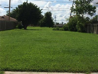 Arabi Residential Lots & Land For Sale: 1727 Schnell Drive