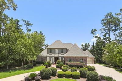 Mandeville Single Family Home Pending Continue to Show: 93 Tupelo Trace