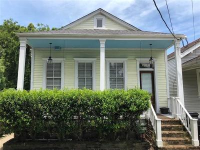 New Orleans Single Family Home For Sale: 1916 Burdette Street