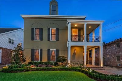 Single Family Home For Sale: 4905 Clarke Street