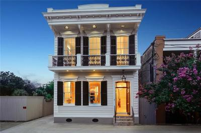 New Orleans Single Family Home For Sale: 2227 Royal Street