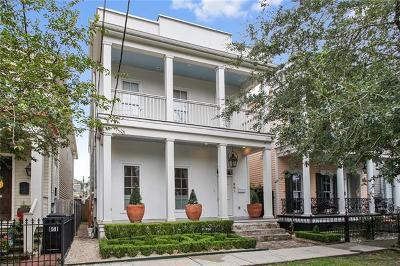 Single Family Home For Sale: 651 Arabella Street