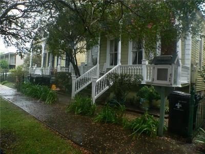 New Orleans Multi Family Home For Sale: 733 Henry Clay Avenue