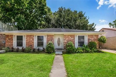 Gretna Single Family Home For Sale: 237 Cottonwood Drive