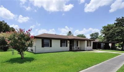 Westwego Single Family Home For Sale: 920 Cedre Drive