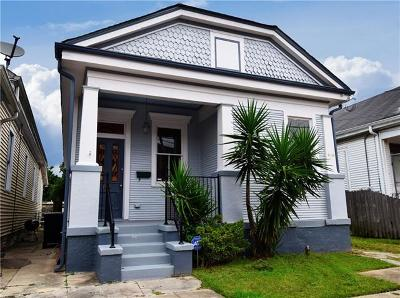 New Orleans Single Family Home For Sale: 3913 Toulouse Street