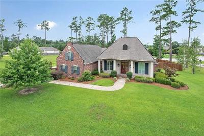 Madisonville Single Family Home For Sale: 300 Seminole Circle