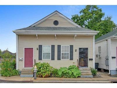 New Orleans Multi Family Home For Sale: 1239 S Clark Street