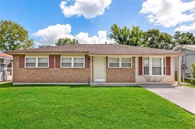 Westwego Single Family Home For Sale: 33 Gardenia Lane
