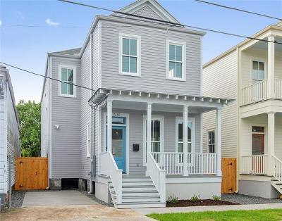 New Orleans Single Family Home For Sale: 2232 Governor Nicholls Street