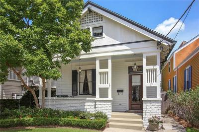 New Orleans Single Family Home For Sale: 321 Eleonore Street