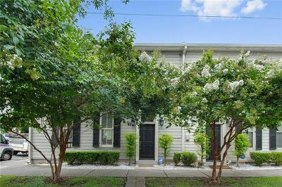 New Orleans Condo For Sale: 847 Aline Street #847