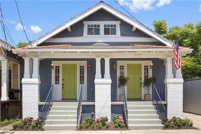 Single Family Home For Sale: 929 N Gayoso Street