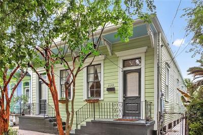 New Orleans Single Family Home For Sale: 2849 Ponce De Leon Street