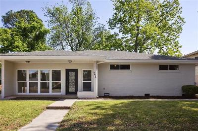 Gretna Single Family Home For Sale: 714 Weidman Street