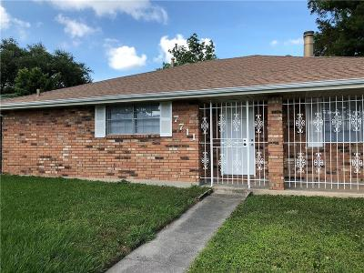 Single Family Home For Sale: 7711 Weaver Avenue