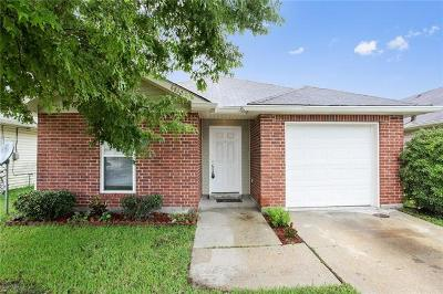 Single Family Home For Sale: 6812 Sayers Drive
