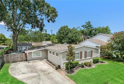 River Ridge, Harahan Single Family Home For Sale: 508 Elsie Lane