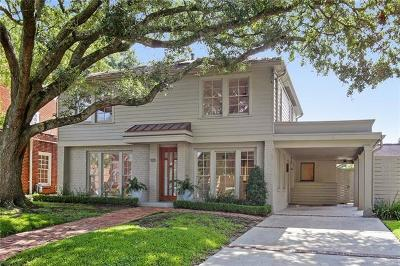 New Orleans Single Family Home For Sale: 121 Fairway Drive
