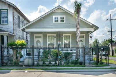 New Orleans Single Family Home For Sale: 1303 France Street