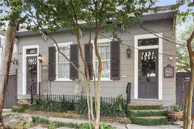 New Orleans Single Family Home For Sale: 431 Opelousas Avenue