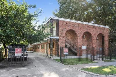 New Orleans Multi Family Home For Sale: 1444 Josephine Street
