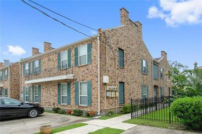 Metairie Condo For Sale: 4837 Wabash Street #6