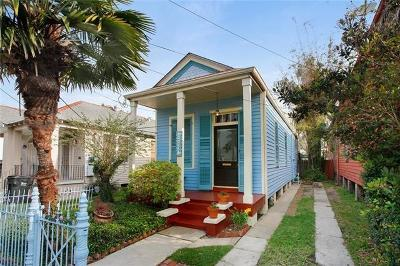 New Orleans Single Family Home For Sale: 5811 Tchoupitoulas Street