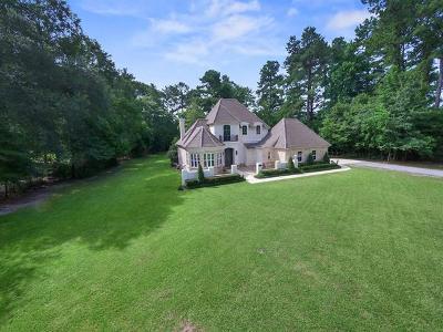 Covington Single Family Home For Sale: 17208 St Gertrude Drive