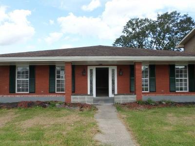 Single Family Home For Sale: 2251 S Von Braun Court