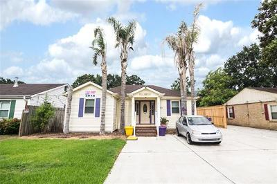 Metairie Single Family Home For Sale: 615 Bonnabel Boulevard