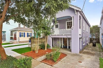 New Orleans Single Family Home For Sale: 310 S Scott Street