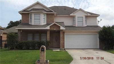 New Orleans Single Family Home For Sale: 190 Cypress Grove Court