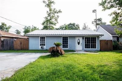 Slidell Single Family Home For Sale: 2410 Robin Street